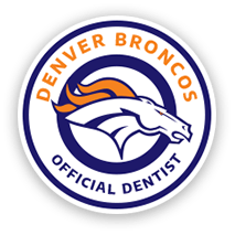 Official Dentist of Denver Broncos icon