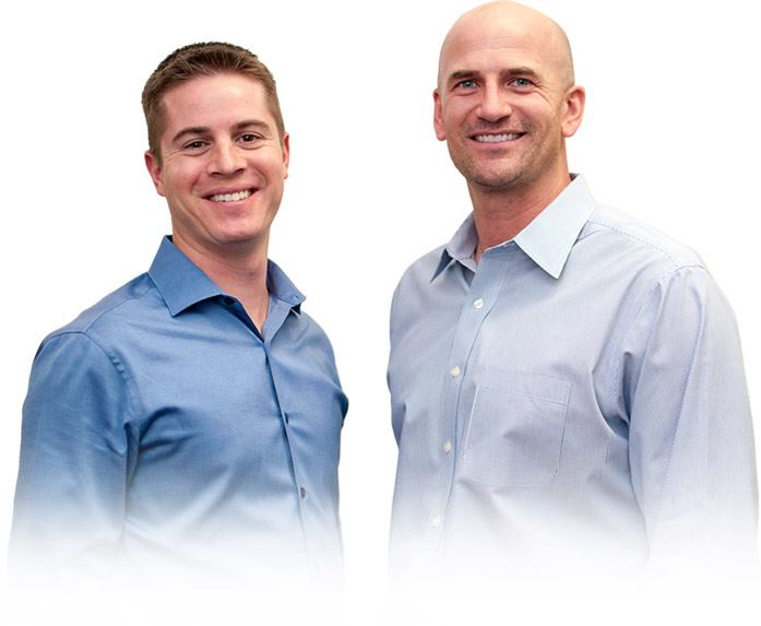 Aurora dentists Dr. Ricci and Dr. Mauck