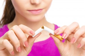 Shutterstock Smoking