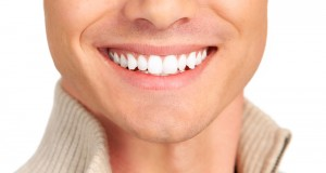 shutterstock man smile closeup white teeth