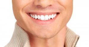 shutterstock man smile closeup white teeth