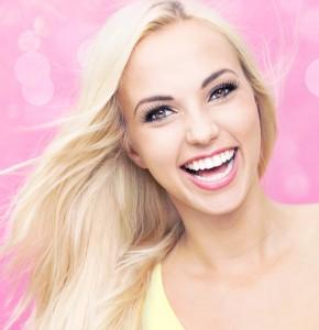 Shutterstock Pretty Woman Smile